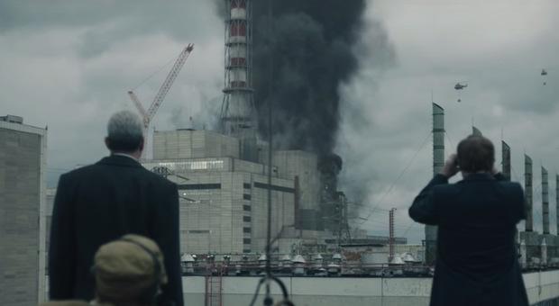 Chernobyl, ascolti boom: 550.000 spettatori, miglior serie di sempre su Sky