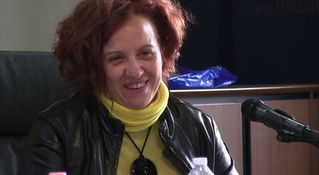 La consigliera regionale Tonia Stumpo