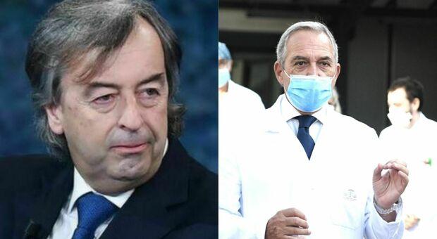 Vaccino Lazio, Vaia (Spallanzani) risponde a Burioni: «No a sterili polemiche»