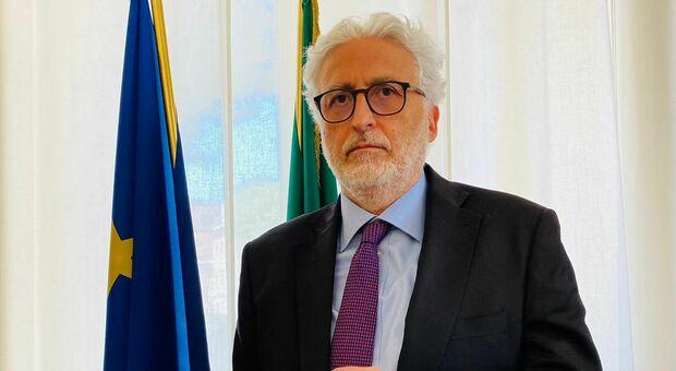 Ufficiale di merito della Repubblica, c'è anche il direttore Enit Bastianelli