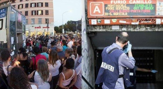 Bimbo morto in metro, Roma saluta Marco nel giorno dei funerali: oggi il lutto cittadino
