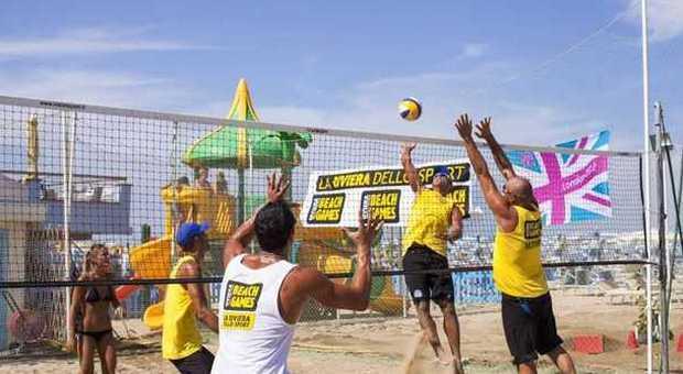 Estate a tutto sport: sulla riviera romagnola sbarcano i Beach Games