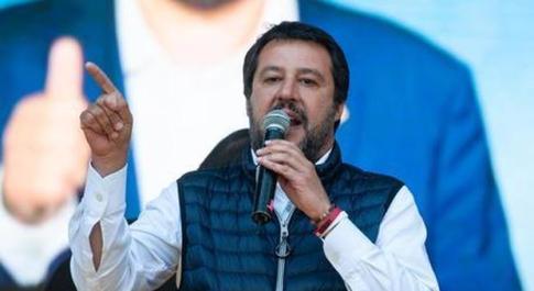 Nuova offensiva di Salvini contro Fazio: risoluzione della Lega per tagliare i compensi