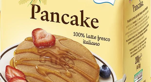 Mulino Bianco lancia i nuovi pancake in occasione della giornata dedicata