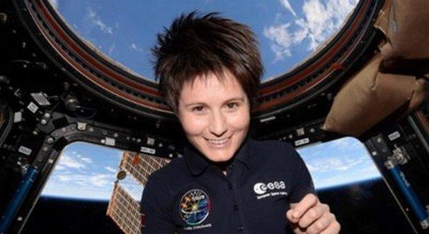 Coronavirus, l'astronauta Samantha Cristoforetti: «Italiani bravi a reagire all'emergenza»
