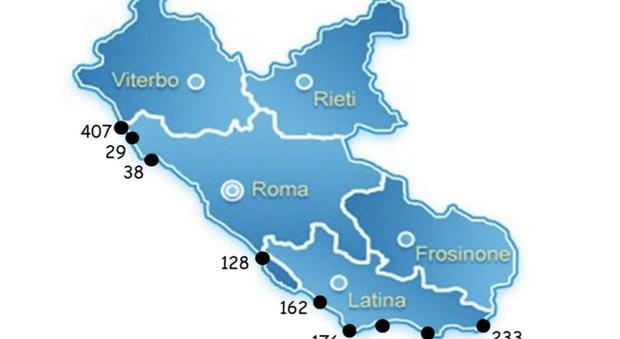Lazio, le spiagge con l'acqua più pulita: in testa Sperlonga. Il rapporto dell'Arpa