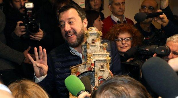 La Lega diventa nazionale. Gregoretti, Salvini: «Se procedono autodenunciamoci tutti»
