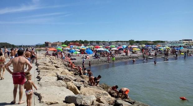 La spiaggia di Montalto promossa dai pediatri italiani