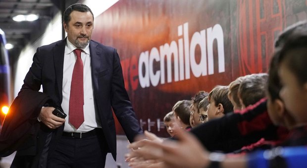 Milan, Mirabelli: «Siamo in lotta su tre fronti. Cessione Bonucci? Infondata»