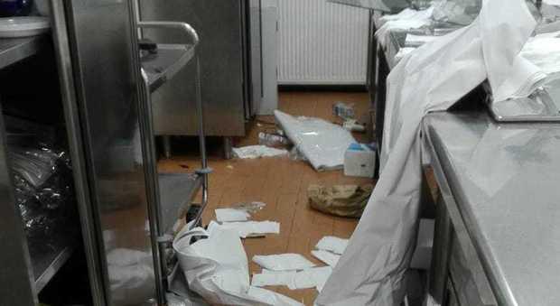 Roma, raid a Monteverde: vandalizzato centro disabili