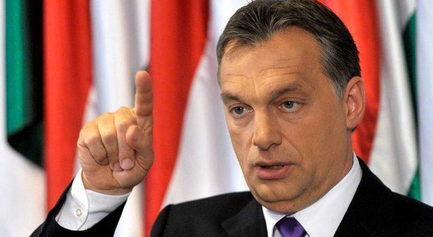 Migranti, è scontro Ungheria-Italia. Orban: Renzi è nervoso ha problemi con i conti. Il premier: pronti al veto
