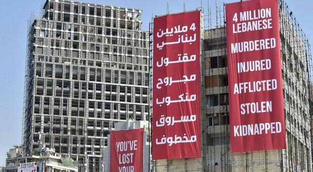 Beirut, scontri: manifestanti sfondano l'area del parlamento