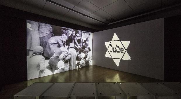 """Ferrara, al Museo nazionale dell'Ebraismo italiano e della Shoah riapre il percorso multimediale """"1938: l'umanità negata"""""""