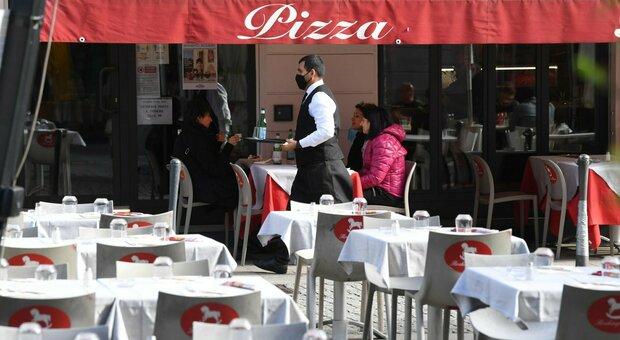 Allarme ristoranti, alberghi e centri commerciali: con gli indennizzi coperto solo il 25% delle perdite