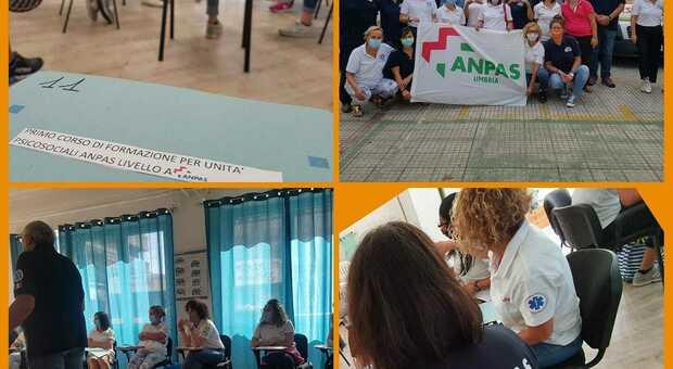 Nasce la prima unità psicosociale di Anpas Umbria: Gestirà le emergenze post covid