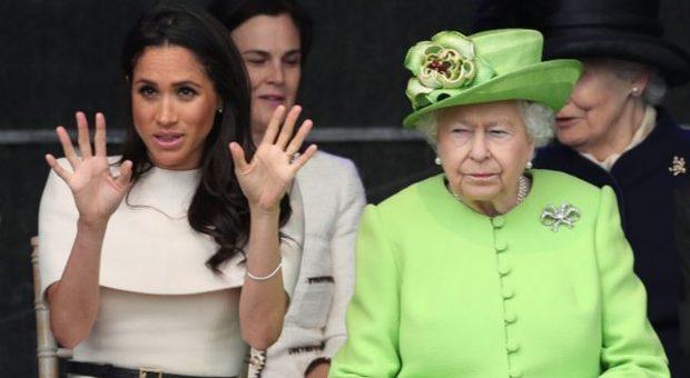 Harry e Meghan, sì della Regina alla nuova vita in Canada: «Non dipenderanno da fondi pubblici»