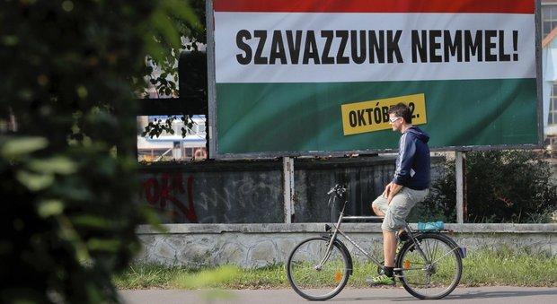 Ungheria alle urne contro Bruxelles sulle quote dei migranti, incognita quorum