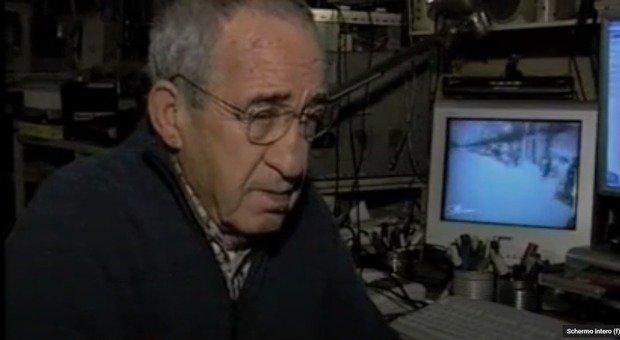 È morto Paolo Bruni, ex cameraman della Rai e memoria storica di Roseto: aveva 82 anni.