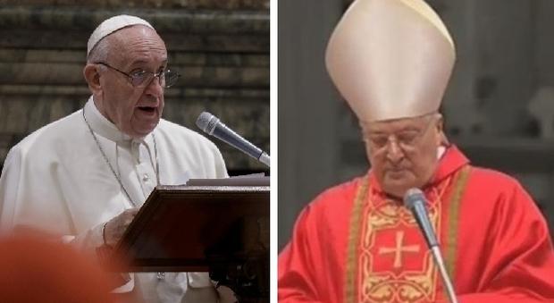 Angelo Sodano, Papa Francesco fa uscire di scena il cardinale travolto dallo scandalo abusi