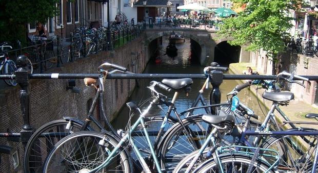 Utrecht, l'Olanda vera tra bici, carillon e castelli