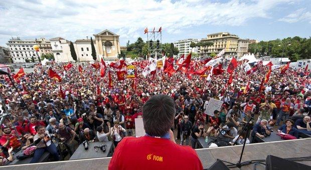 Coronavirus, i sindacati: verso lo stop alla manifestazione del primo maggio