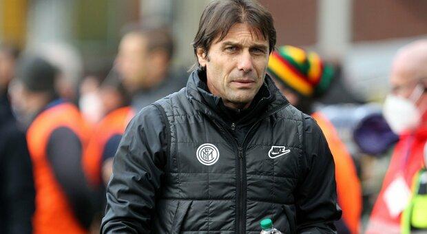 Roma-Inter, Conte: «I giallorossi possono giocarsi lo scudetto fino alla fine»