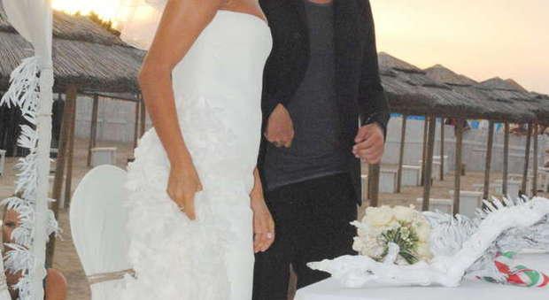 Bianca Guaccero e Dario Acocella, matrimonio sulla ...