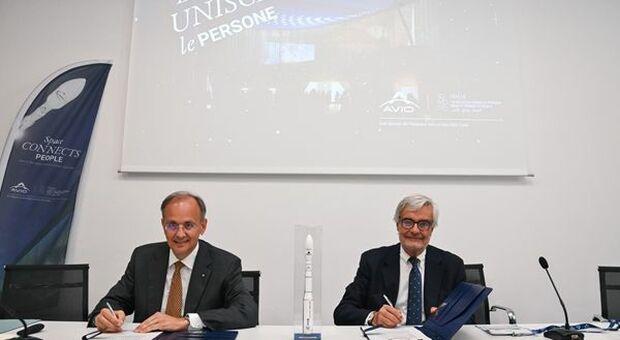 Expo 2020, Avio con il Padiglione Italia all'Esposizione Universale di Dubai