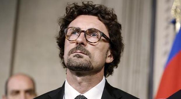 Terzo Valico, dietrofront di Toninelli: