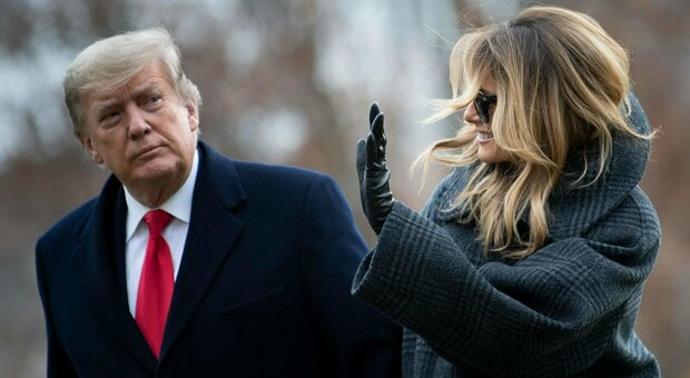 Donald Trump e Melania, matrimonio al capolinea: «Ipotesi divorzio ormai a un passo»
