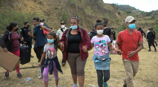 Il presidente messicano a Joe Biden: «Sui migranti, gli Usa mantengano la parola data»