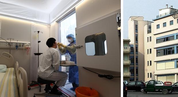 Covid a Urbino, focolaio in ospedale: 21 tra medici e infermieri positivi, chiusi due reparti