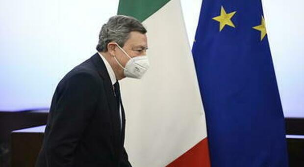 Il premier Draghi: «Figli o lavoro, le donne non dovranno più scegliere»