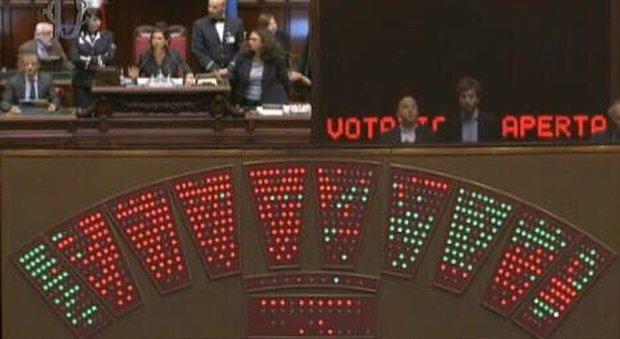Legge elettorale, caos alla Camera: salta l'intesa Pd-M5S. I dem: riforma morta. Giallo sul tabellone in tilt