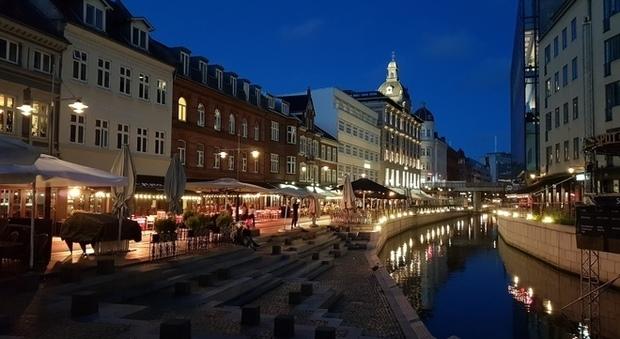 Aarhus foto di Nicole Cavazzuti