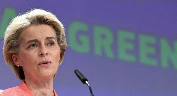 Von Der Leyen presenta il green plan FitFor55: «saremo apripista per economia pulita», interventi su trasporti, energia e emissioni