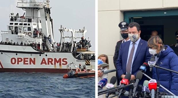 Salvini, processo Open Arms: «Con me nessun morto, ho dimezzato gli sbarchi. Orgoglioso di ciò che ho fatto»