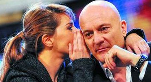 Paola Cortellesi e Claudio Bisio