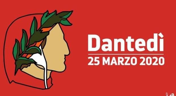 Immagine scelta dalla Società Dante Alighieri per la prima edizione del Dantedì