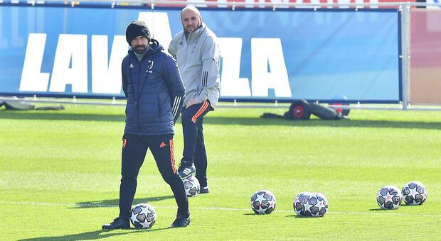 Juve, Pirlo: «Col Porto vorrei giocare io». Ronaldo: «Puntiamo in alto»