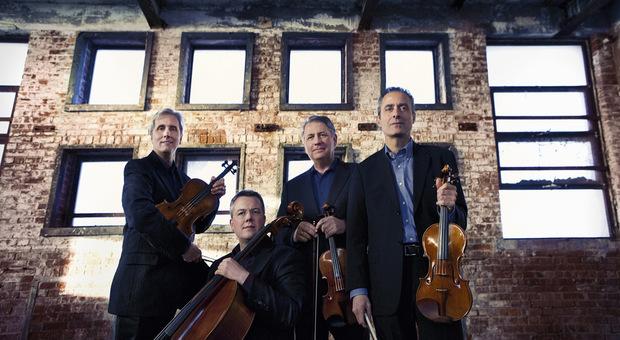 Il Quartetto Emerson