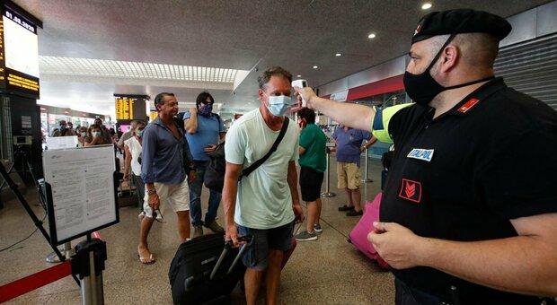 Coronavirus, bollettino Lazio: oggi 18 casi, quasi 400 i migranti trasferiti dalla Sicilia