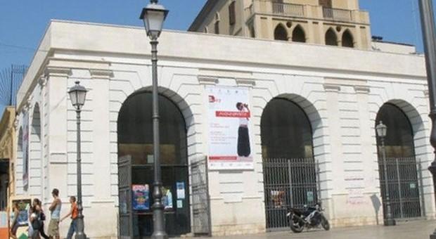 La sala Murat a Bari