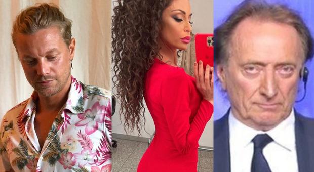 Gf Vip, Raffaella Fico, Amedeo Goria e Davide Silvestri in nomination: chi sarà eliminato?