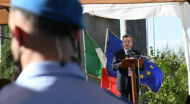 Draghi e Cartabia in visita al carcere di Santa Maria Capua Vetere