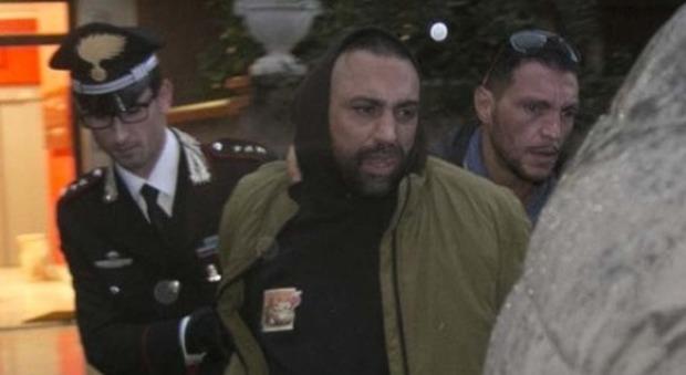 Roma, Spada trasferito in carcere di massima sicurezza