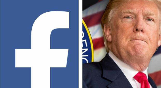 Facebook conferma il bando di Donald Trump: ma l'ex presidente ha già lanciato la sua piattaforma social