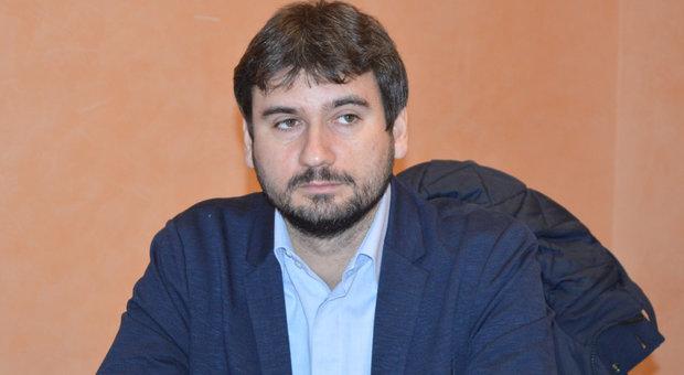 Il sindaco di Magliano Giulio Falcetta