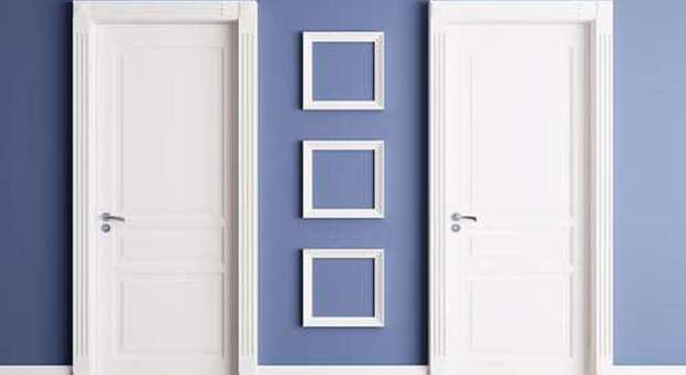 immagine Porte interne di design: la scelta giusta per movimentare l'ambiente domestico