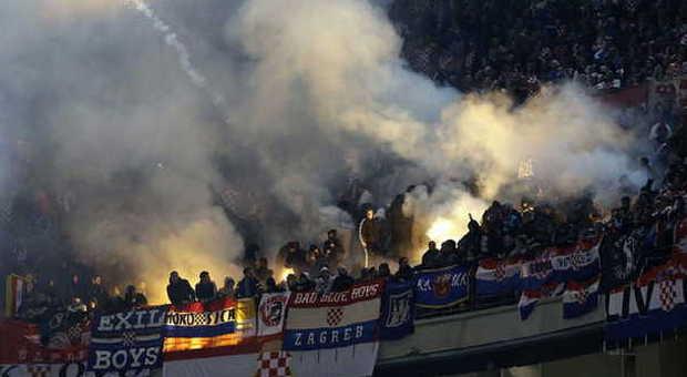 «Vergogna», «Violenti e irresponsabili»: la stampa croata scarica gli hooligans